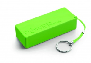 Power Bank 5000 mAh XL Esperanza QUARK - Zielony