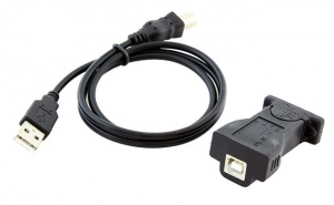 Adapter konwerter USB TO COM RS232