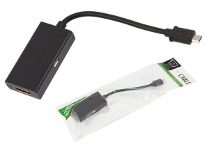 Adapter MHL-HDMI MICRO USB