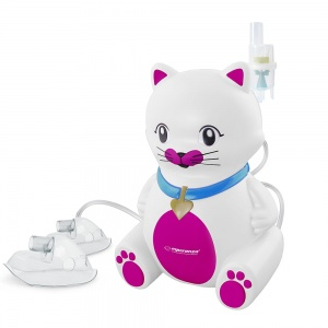 Inhalator kompresorowy nebulizator ESPERANZA KITTY